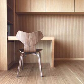 子供部屋の巨匠の椅子