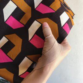 アフリカ布の手仕事展