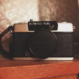 フィルムカメラとまち歩き