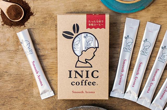 ギフトに最適INIC Coffee