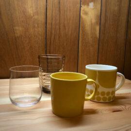 この夏、毎日使いたいコップ・グラス選手権!