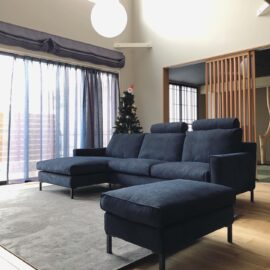 STREAMLINE COUCH