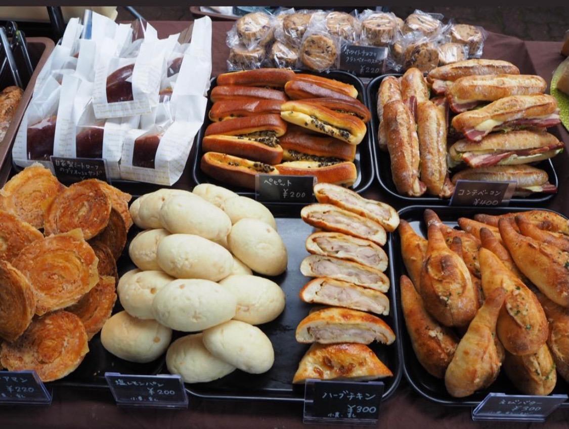 パンの販売中止について